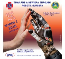 Towards a New Era through Robotic Surgery