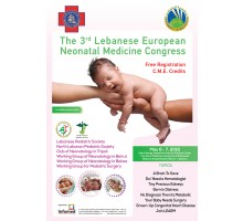 The Third Lebanese European Neonatal Medicine Congress