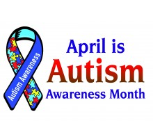 April is the Autism Awareness Month