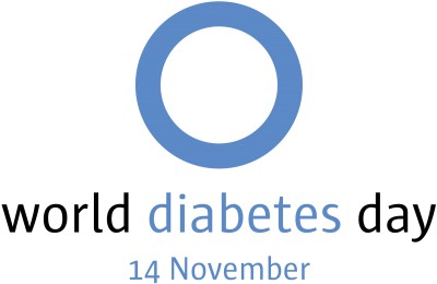 November 14 is the World Diabetes Day