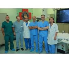 مستشفى القديس جاورجيوس الجامعي ينضم إلى السجل الأميركي العالمي لإنسدادات شرايين القلب الكاملة والمستعصية