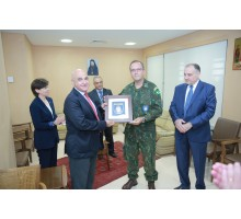 Official visit by the Head of the UNIFIL Maritime Task Force